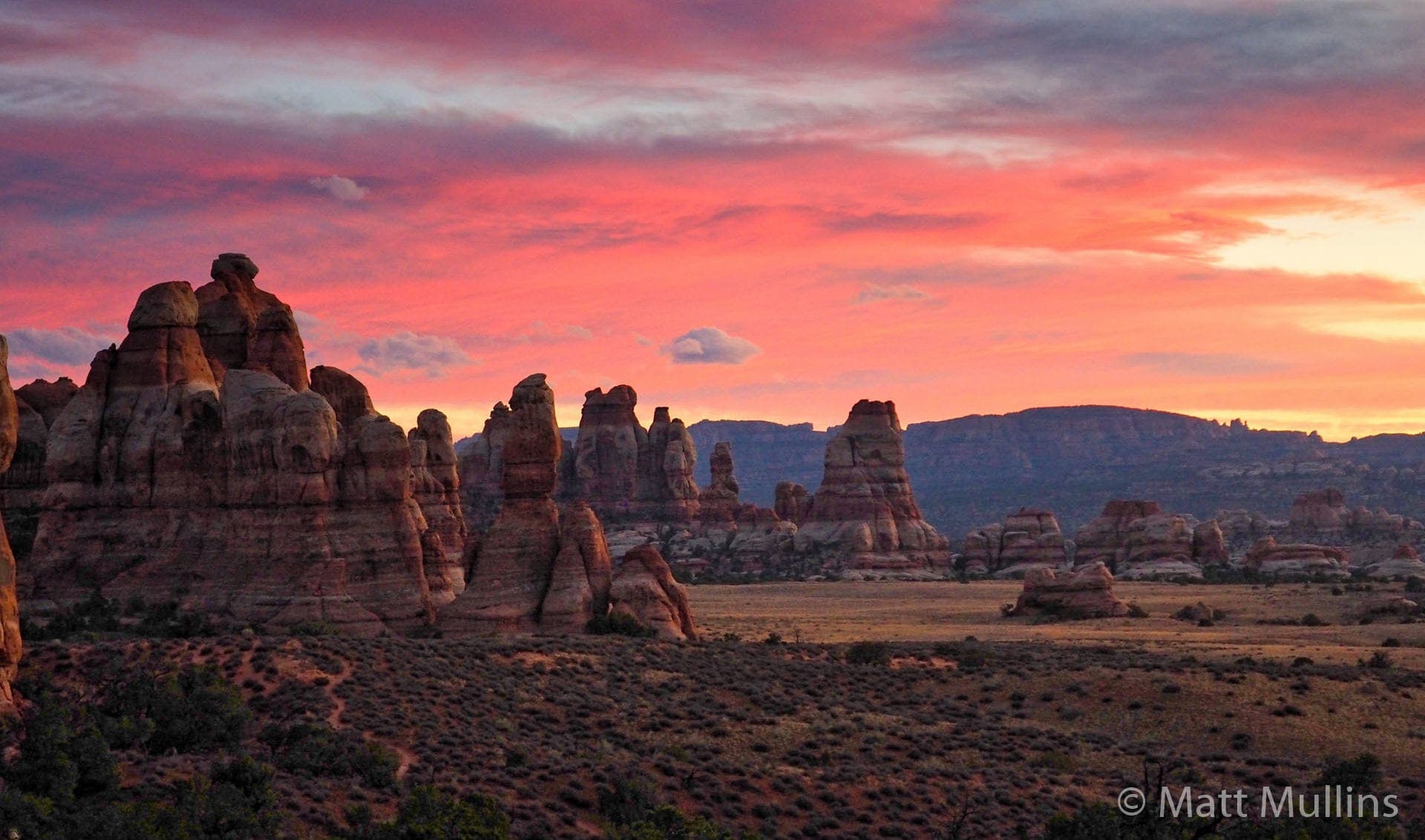 Canyonlands National Park, The Needles District