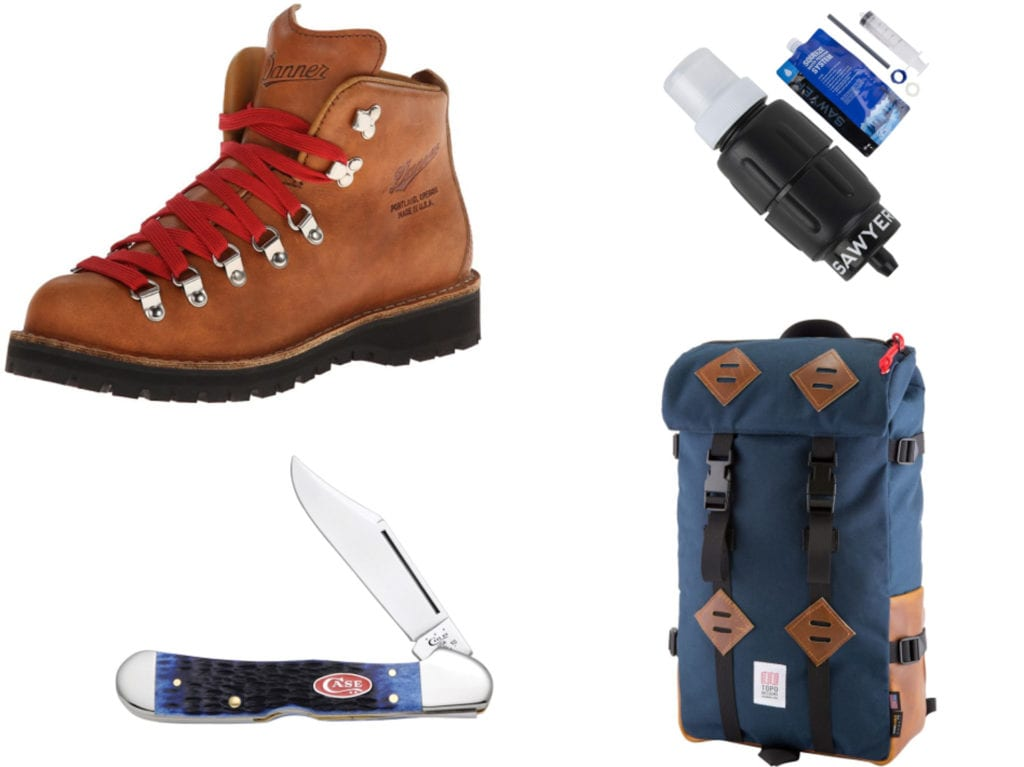 American Made Outdoors Gift Guide