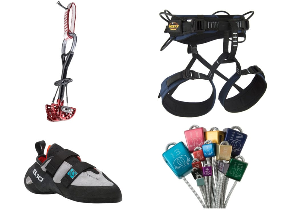 American Made Rock Climbing Gear