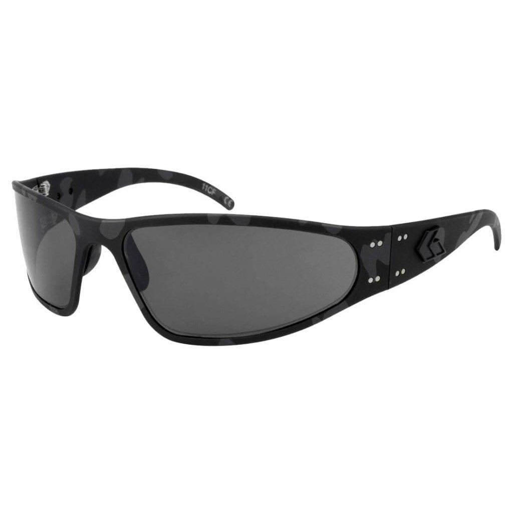 138f59b725f4 Gatorz Wraptor Black Cerakote Camo. Gatorz produces premium quality  aluminum framed sunglasses ...