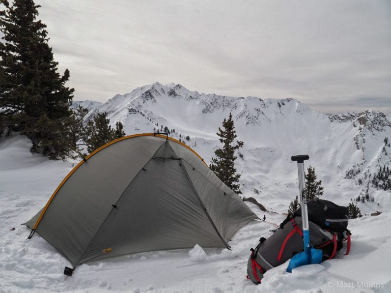 Winter Ski Camp in the Wasatch
