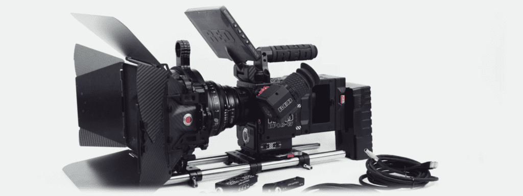 RED Digital Cinema Camera