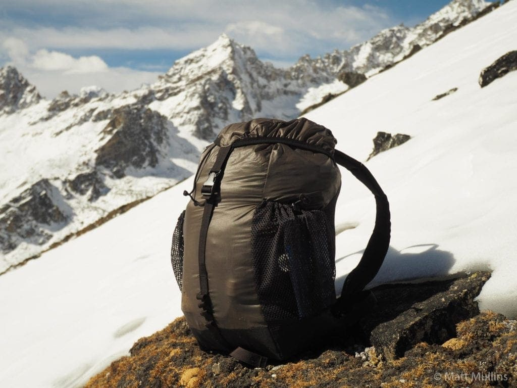 Equinox Parula Backpack in Nepal
