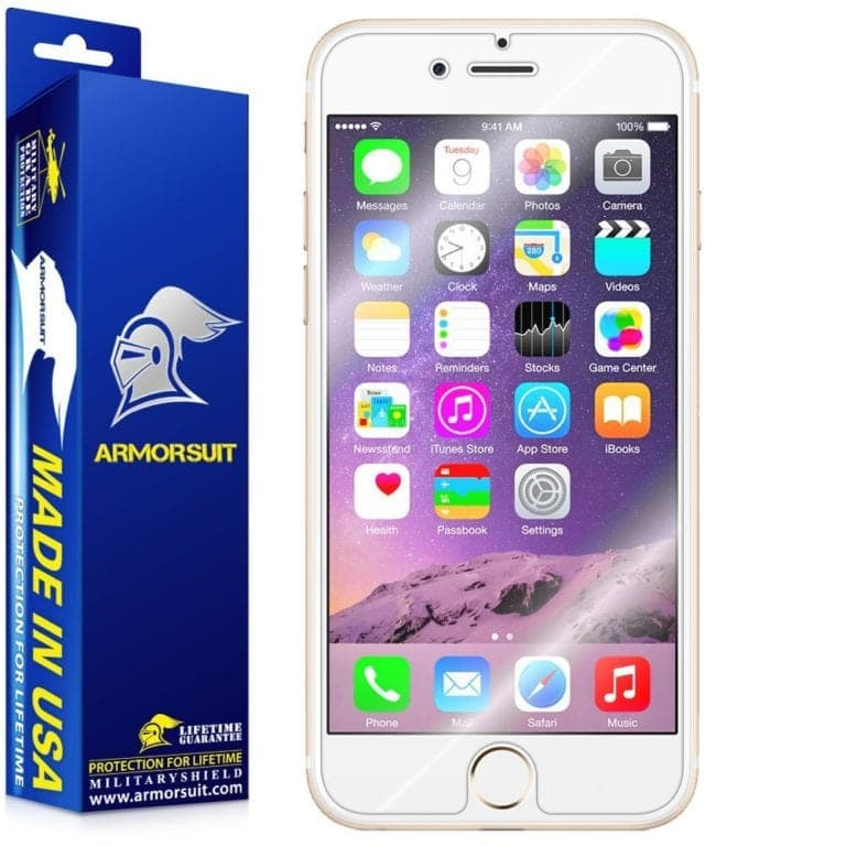 Armorsuit iPhone Screen Protector Made in the USA