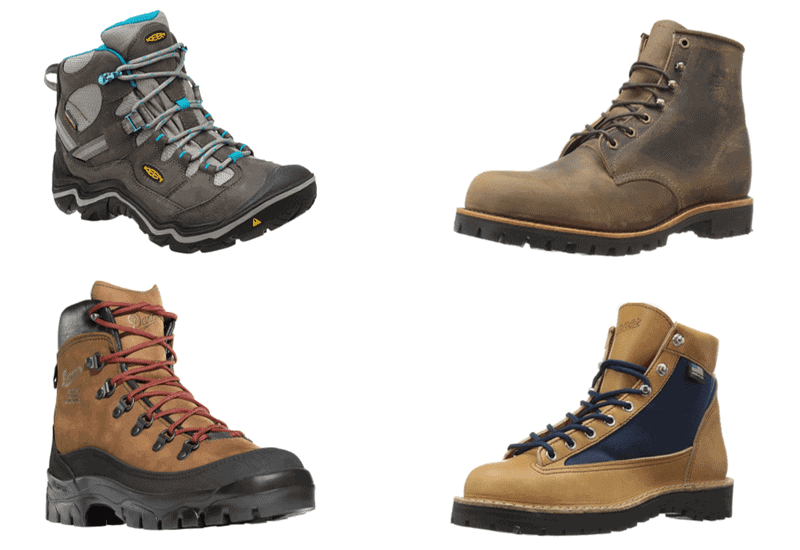 4 of the best boots made in the USA.