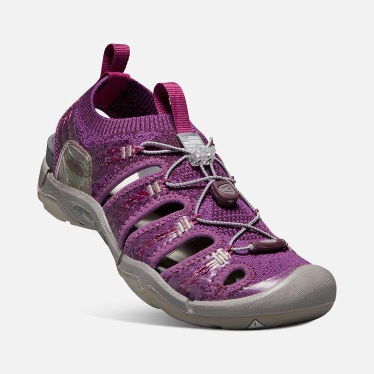 Keen Evofit Purple Sandal