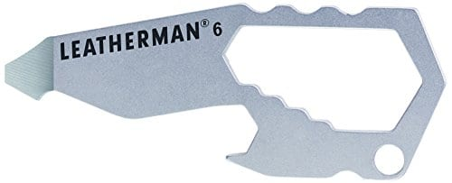 """Leatherman Pocket Tool """"By the Number Series"""" Tool 6"""