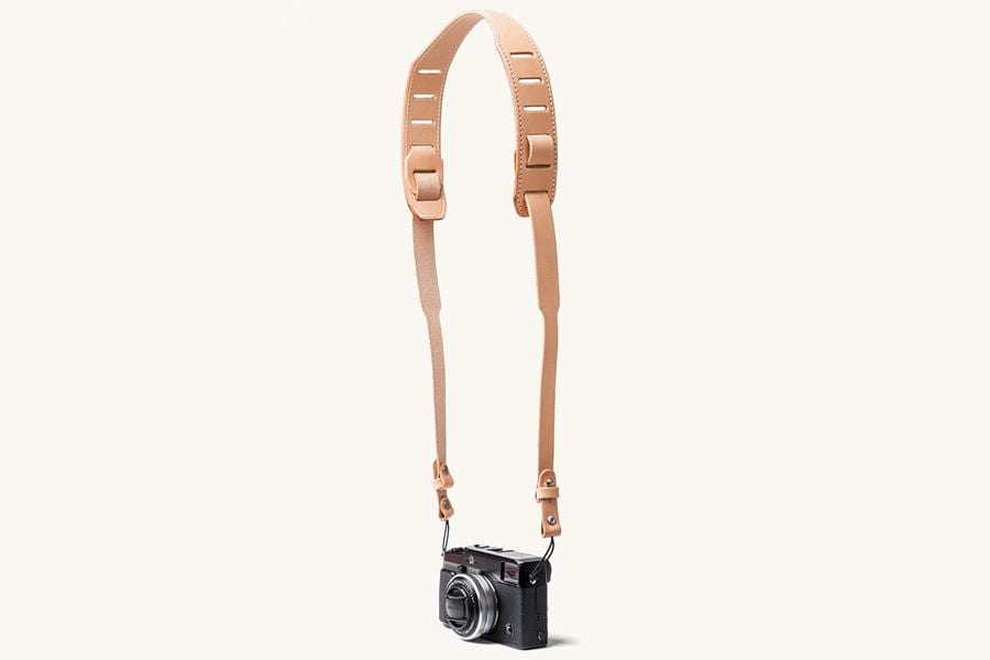 Tanner Goods Natural Camera Strap