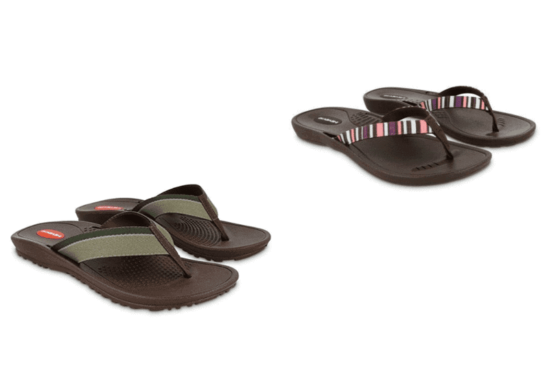 Men's and Women's Okabashi Sandals