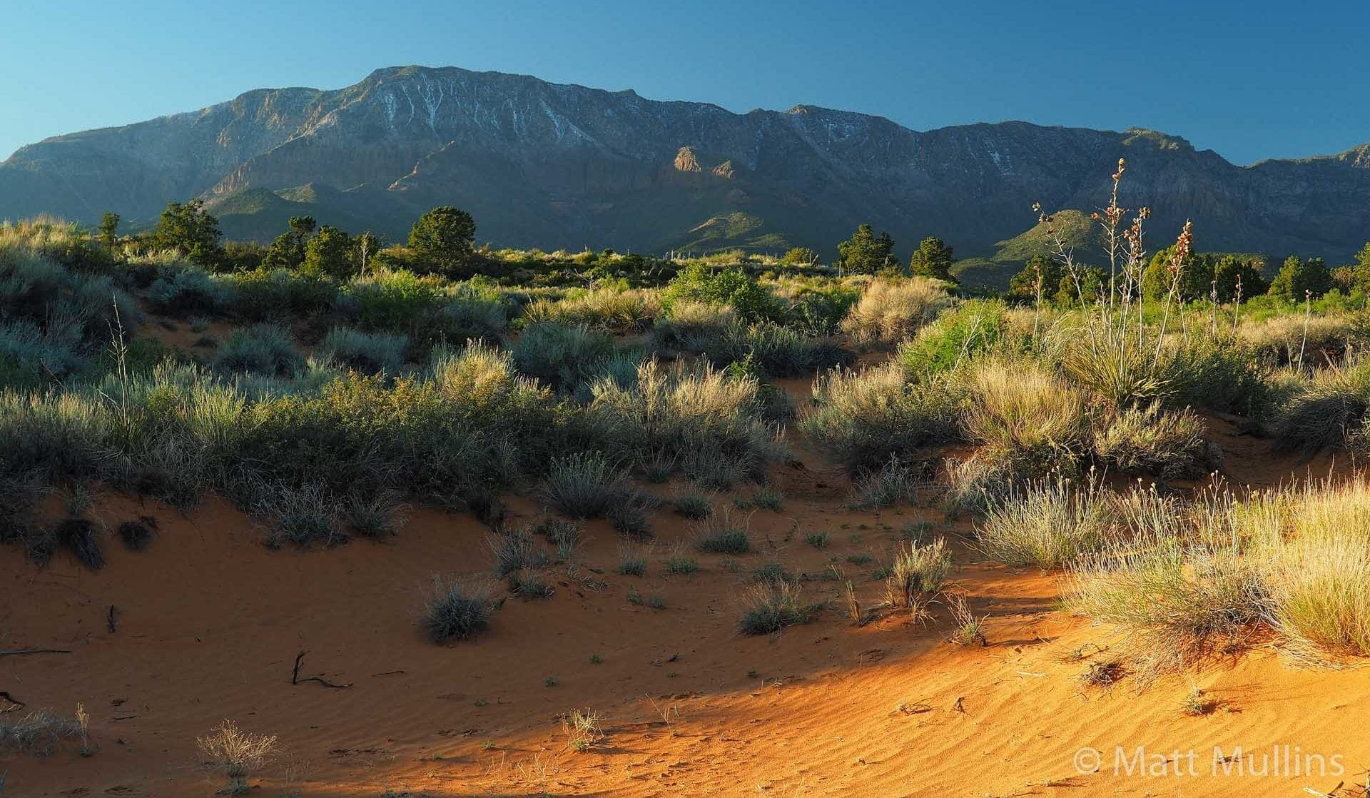 Pine Mountains, Utah