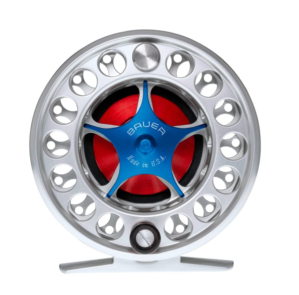 Bauer Blue Hub SST Fly Reel