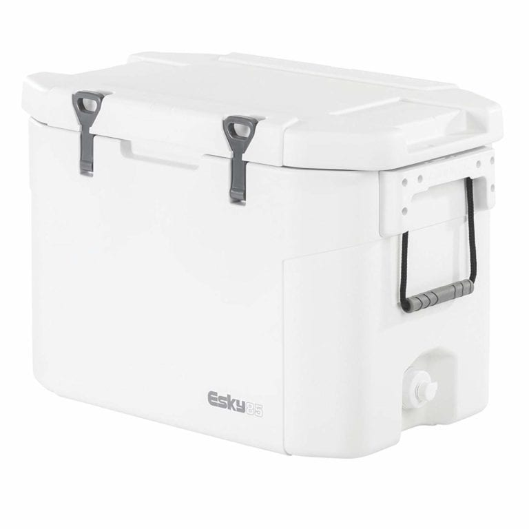 Esky 55 qt Cooler White