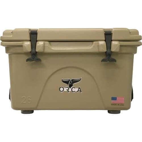 Orca Cooler 26 qt tan