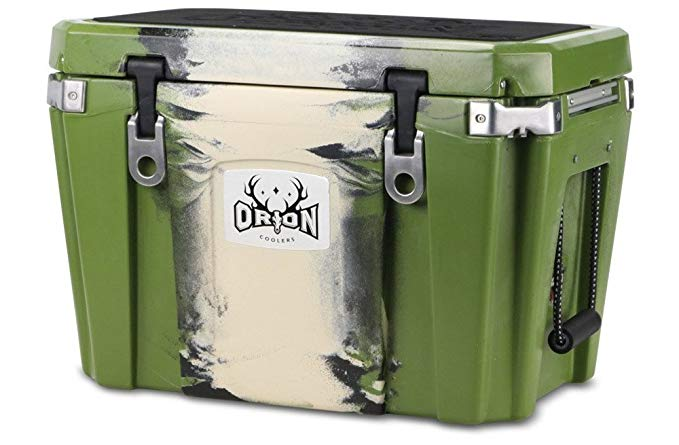 Orion Cooler 45 qt Forest Green