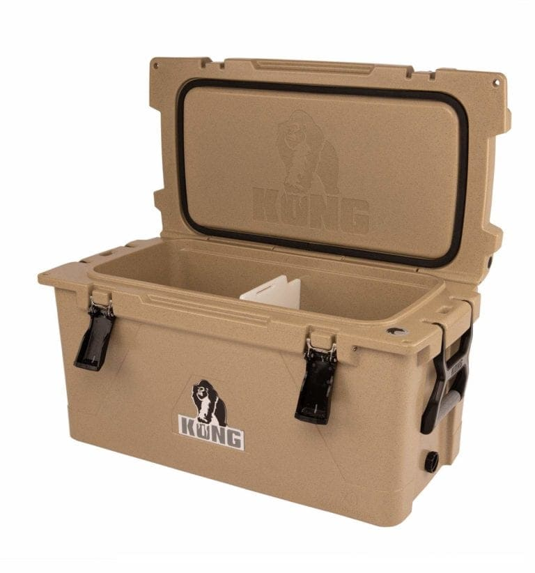 Kong Cooler 70 Tan made in USA