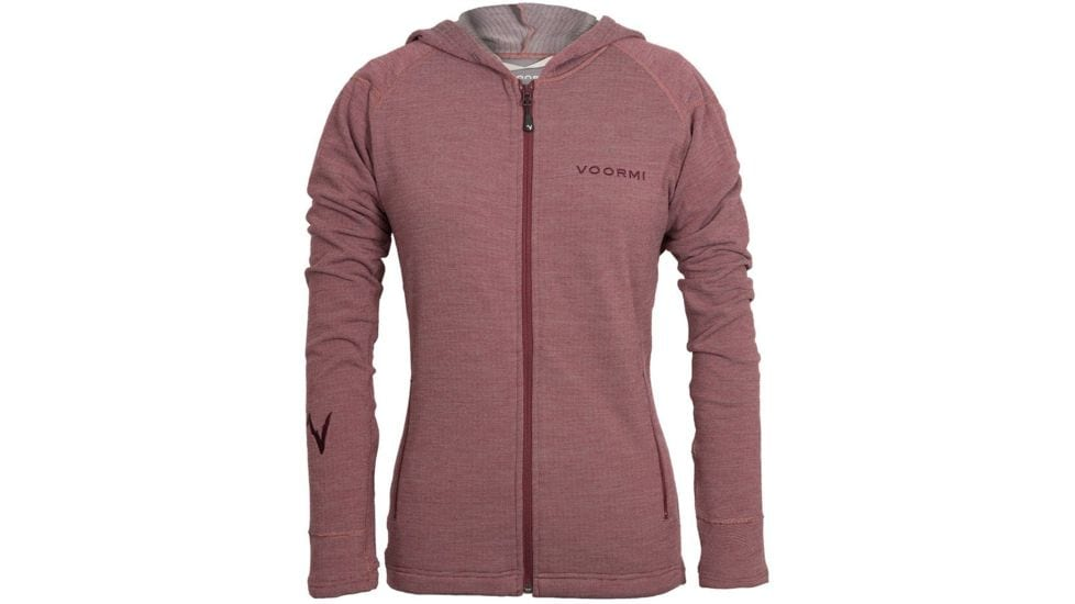 womens voormi confluence hoodie made in the usa