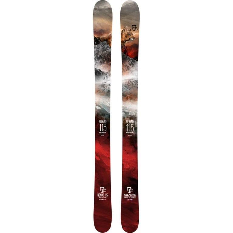 Icelantic Nomad 115 Skis
