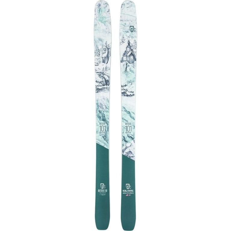 Icelantic Natural 101 Skis