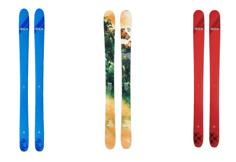 Best American Made Skis