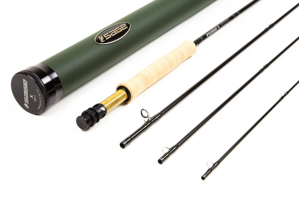 Sage X Fly Fishing Rod