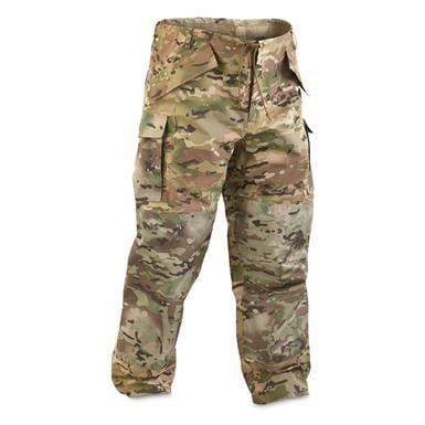 U.S. Air Force Surplus APECS OCP Waterproof Gore-Tex Over-pants