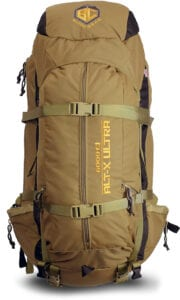 Alt X Ultra Black Creek Guide Gear Hunting Backpack made in usa