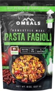 Omeals Pasta Fagioli