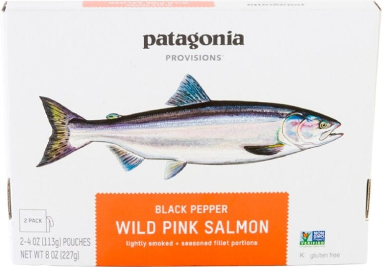 Patagonia Provisions Wild Pink Salmon Backpacking Meal