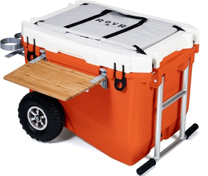 RovR Wheeled Cooler Made in the USA