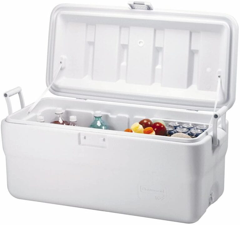 Rubbermaid Marine Cooler 102 Qt