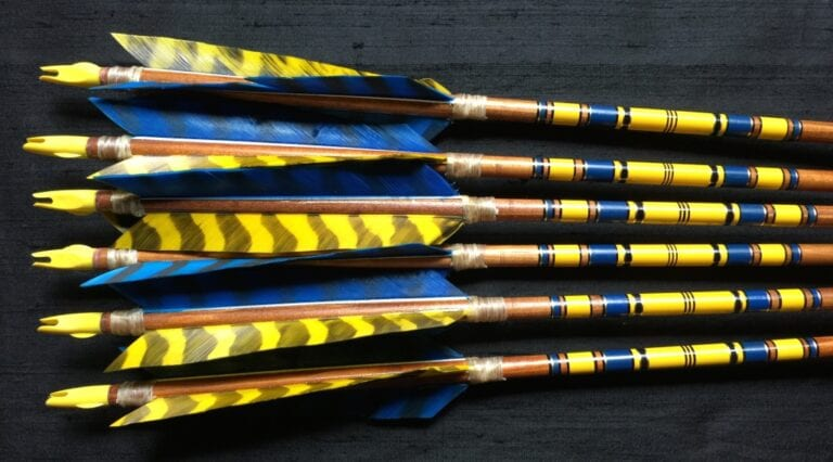 NW Archery Custom Traditional Arrows Made in the USA