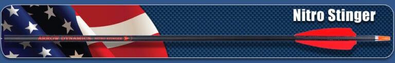 Nitro Stinger Arrow Made in the USA