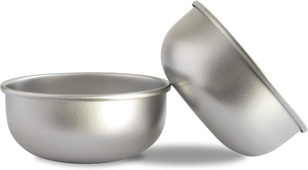 Basis Pet High Quality Stainless Steel Dog Bowl