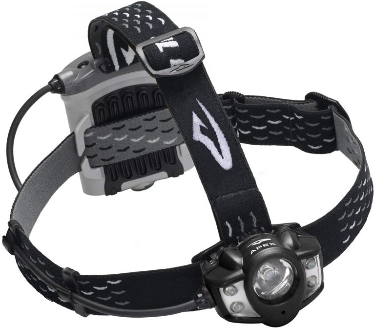 Princeton Tec Apex Headlamp made in the USA