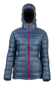 feathered friends ultralight womens eos down jacket made in the USA