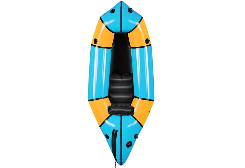 Alpackaraft Classic Best Packraft Made in the USA