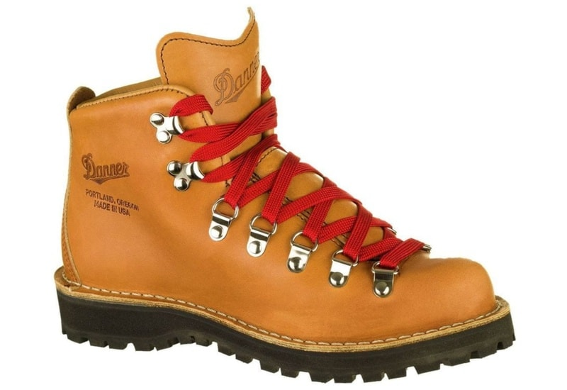 Danner Womens Mountain Light Boot Made in the USA