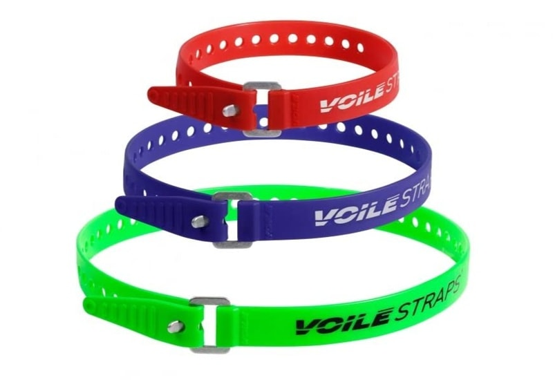 Voile Straps colorful variety pack