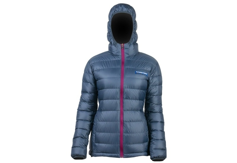 Feathered Friends Eos Women's Down Jacket Sustainably Made in the USA