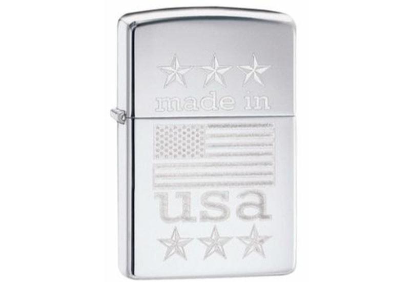 Zippo Made In USA Lighter