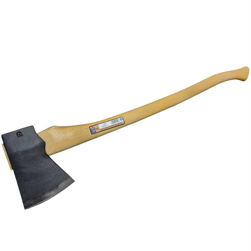 3.5 Lbs. Jersey Axe with 36 inch Curved Handle