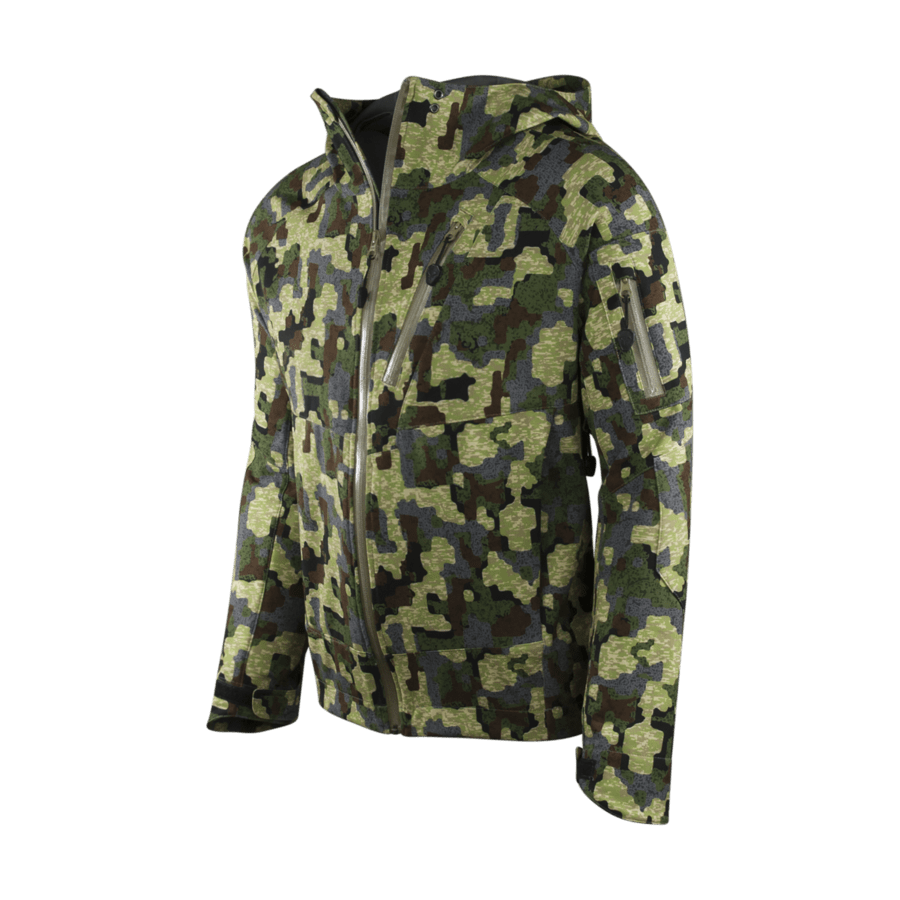 Forloh Allclima Softshell Waterproof Hunting Jacket Made in the USA