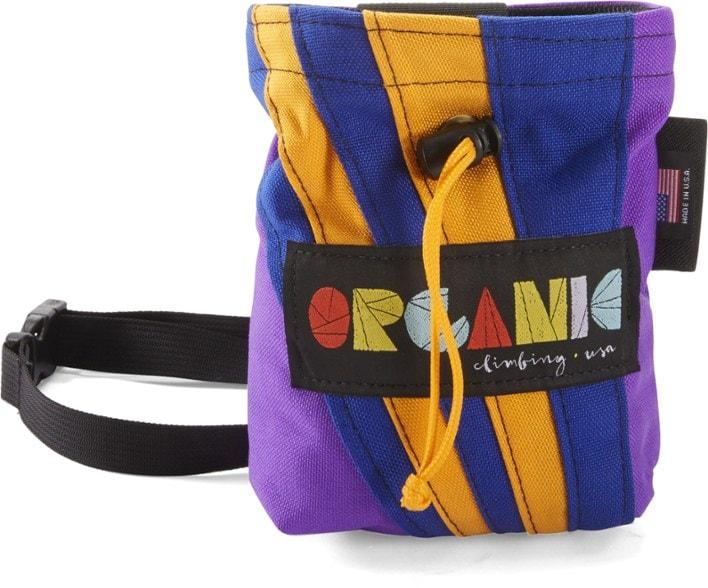 Organic Chalk Bag Made in USA