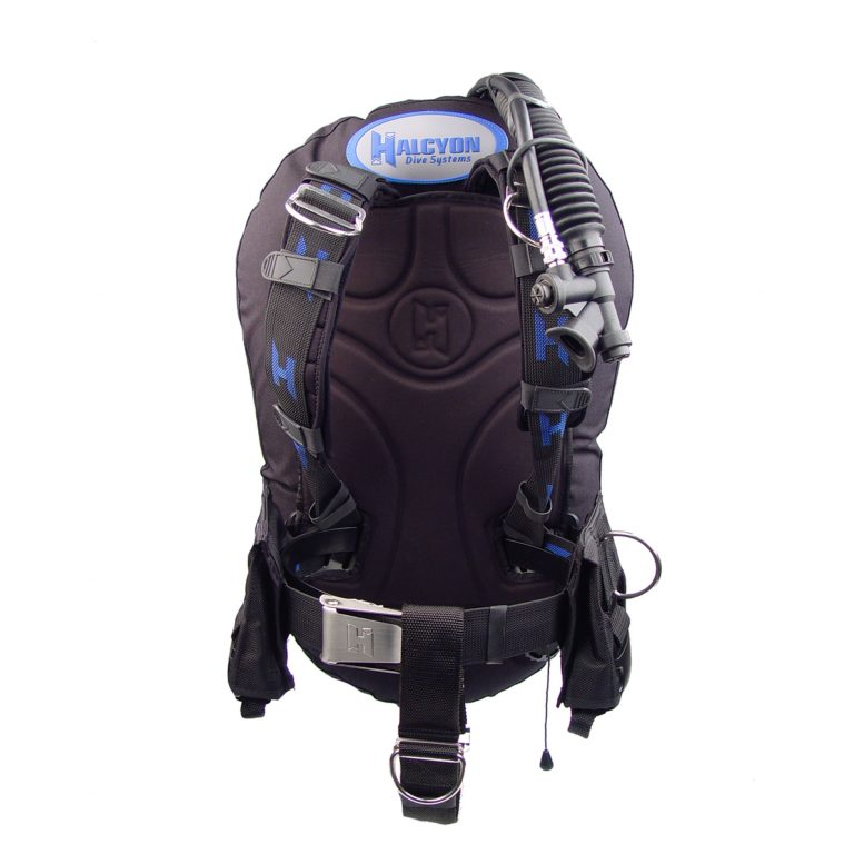 Halcyon Scuba Infinity BC Wing System made in USA