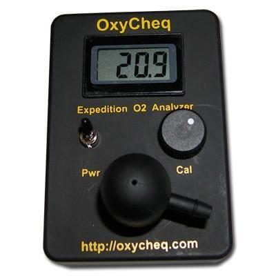 OxyCheq O2 Analyzer