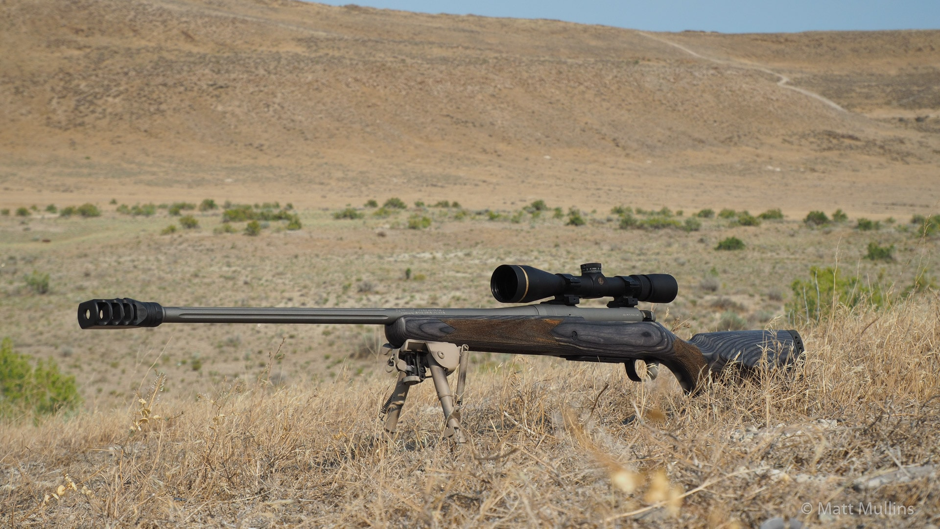Mossberg Patriot in Review