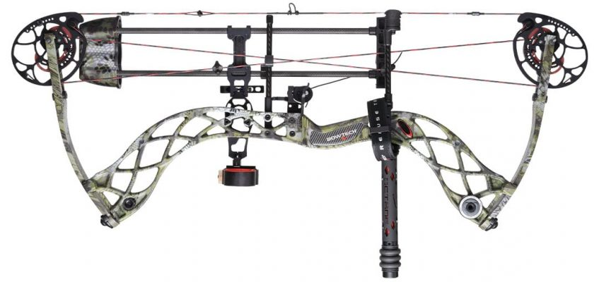Bowtech Icon DLX Carbon Bow Made in the USA